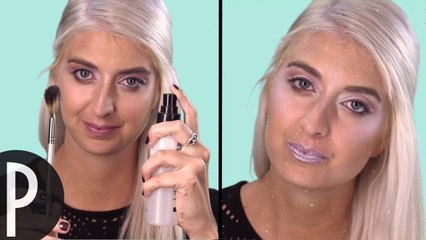 tuto make up : Reine des neiges