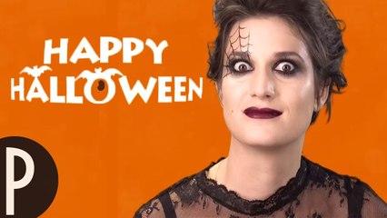 Teaser: Maquillage spécial Halloween