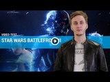 TEST DE STAR WARS BATTLEFRONT II : Le guerre trois étoiles !
