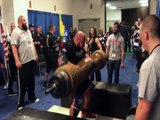 [ Brian Shaw ] World's Strongest Man Workout WSM Amazing Power  Preview