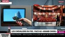 Les Chevaliers du Fiel taclent Laurent Ruquier et ONPC (vidéo)