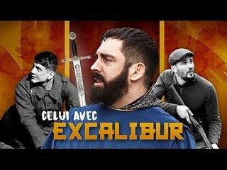BLABLOU - Celui avec Excalibur