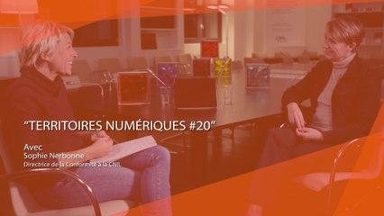 Territoires Numériques #20 : RGPD, quelles conséquences pour les collectivités ?