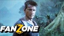 FANZONE LIVE ! - Uncharted avec Tom Holland : bonne ou mauvaise idée ? [Retransmission]