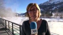 Hautes-Alpes : A Monêtier-les-Bains les grands bains vous accueillent chaleureusement