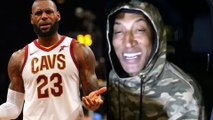 Scottie Pippen Says HE'S Better Than LeBron James