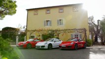 Porsche 911 GT3 with Touring Package and 911 Carrera T Driving Event