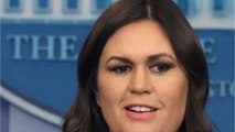 Sarah Huckabee Sanders Promotes New Tax Bill