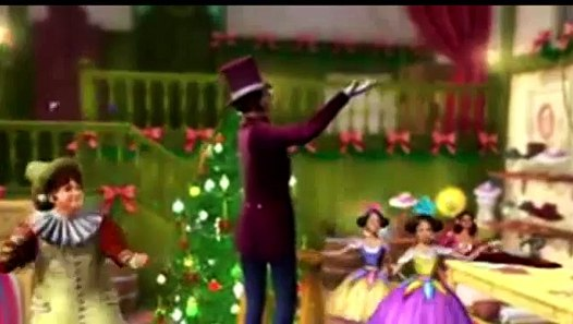 Barbie in 'A Christmas Carol' part 1/2 - Dailymotion Video