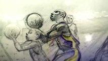 Kobe Bryant's Dear Basketball Trailer   go90 Sports