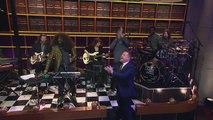 Dave Grohl, Rainn Wilson and Reggie Watts Jam Session-FVjfWuWc3GI
