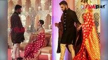 Virat Kohli Anushka Sharma: Stage पर ही शुरू हो गई Virat-Anushka की तू तू - मैं मैं | FilmiBeat
