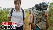 Reporter's Notebook: Mga batang nag-aawis ng uling sa Quezon, kinumusta ng 'Reporter's Notebook'