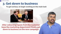 Learn Idioms and Phrases - 9 idioms you can use in office - PART 1 _ Learning with Friends