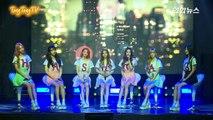 HASH TAG(해시태그) 비가 내리면 Showcase Stage (Produce101, 다정, 비가 내리면, 간미연, 더 걸 넥스트 도어, The girl next door)-LGVF_Zb8464