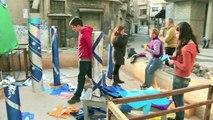 Christen in Homs feiern Weihnachten