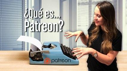¿Qué es Patreon?