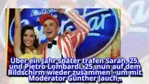 Sarah und Pietro Lombardi - So lief ihr erster gemeinsamer TV-Auftritt-lZhn3LpJLug