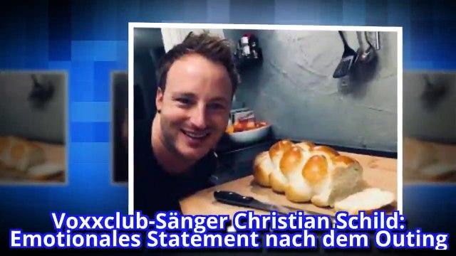 Voxxclub-Sänger Christian Schild - Emotionales Statement nach dem Outing-zl6OcFHoAD8