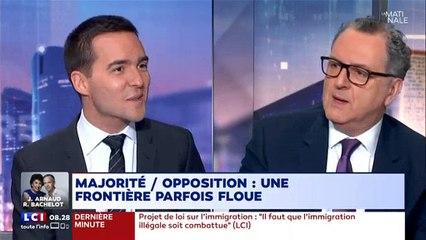 """Ferrand offre à Macron """"le plus beau des cadeaux"""" : son """"amitié"""""""