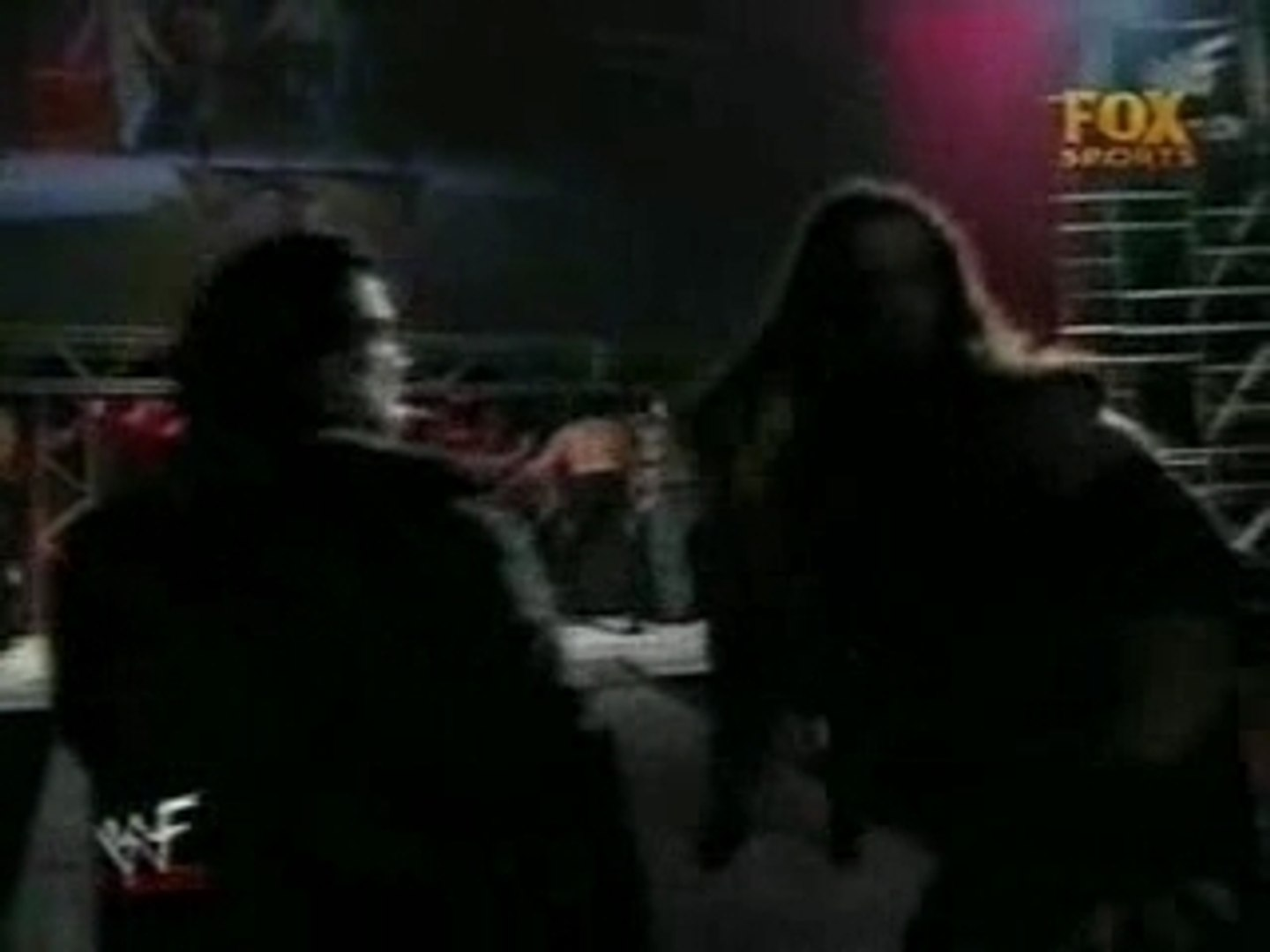 Undertaker sacrifice Bossman And Gets Arrested