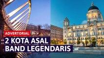 2 Kota Asal Band Legendaris
