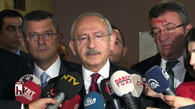 Kılıçdaroğlu'ndan Erdoğan'a: Adamsa karşıma çıksın