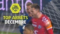 Top arrêts Ligue 1 Conforama - Décembre (saison 2017/2018)