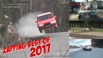 Zap best of 2017 crash fail win instant karma
