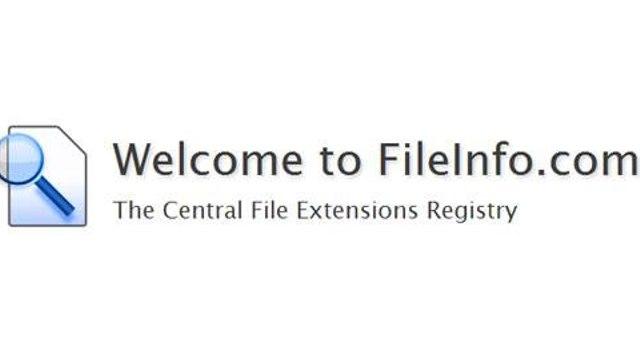 File Info: site informa quais são os softwares que abrem extensões estranhas de arquivos