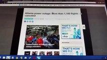 Atlanta Airport Evacuated Due To Bioweapons Threat