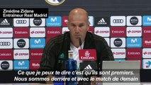 "Football/Real Madrid-Barcelone: Ronaldo ""est à 100 %"" (Zidane)"
