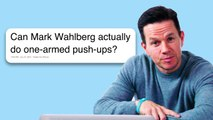 Mark Wahlberg Goes Undercover on Twitter, Facebook, Quora, and Reddit