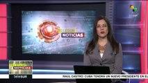 Tegucigalpa: fuerzas policiales reprimen manifestaciones