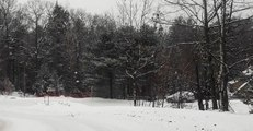 New England Winter Storm Makes for Tough Travel Before Holiday Weekend