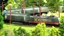 Explore the fantastic model trains and locomotives of the world's largest model railway exhibit   Pilentum Television - The world of model trains