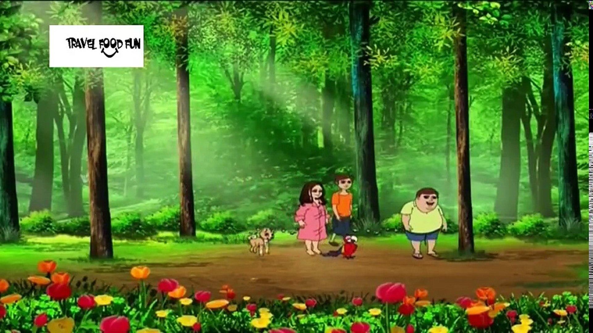 Bhutu Cartoon Part 6 (ভুতু) 17th December 2017 vutu Cartoon HD #Vutu #Bhutu  #ভুতু কার্টুন
