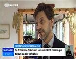 Quebra de Reservas em Hotéis na Madeira derivado a Falências de Companhias Aéreas Europeias