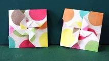 Origami 'Tatou of Flower' 折り紙 「花のたとう折り」折り方-GF_2iVOwraU