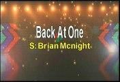 Brian McKnight Back At One Karaoke Version