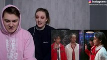 BF & GF REACT TO BTS - BTS FLINCH GAME on James Corden The Late Late Show (BTS REACTION)-86gt0osQm_s