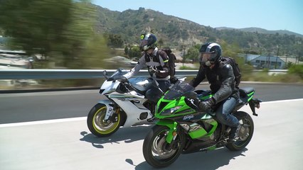 On Two Wheels: The Four Stages of Sportbike Ownership