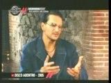 Arjona - Backstage - CD Adentro