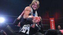 Chris Jericho Attacks Kenny Omega (AMAZING ANGLE) NJPW