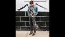 En Trend Erkek Giyim Timberland Sweatshirts ve Gömlek Modelleri
