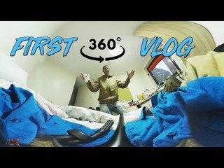 Vlog #21 : My Neighbourhood in 360 CAM!!