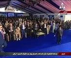 """الرئيس السيسى يداعب مميش عن """"بوق السفن"""": """"أنت مسلطهم علينا"""""""