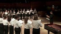 """André Caplet : """"Gloria"""" de la """"Messe à trois voix"""" sous la direction de Marie-Noëlle Maerten"""