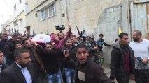 M.O. Funerale a Gaza per il palestinese ucciso da Israele