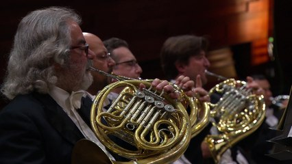 Bruckner : Symphonie n°9 sous la direction de Bernard Haitink
